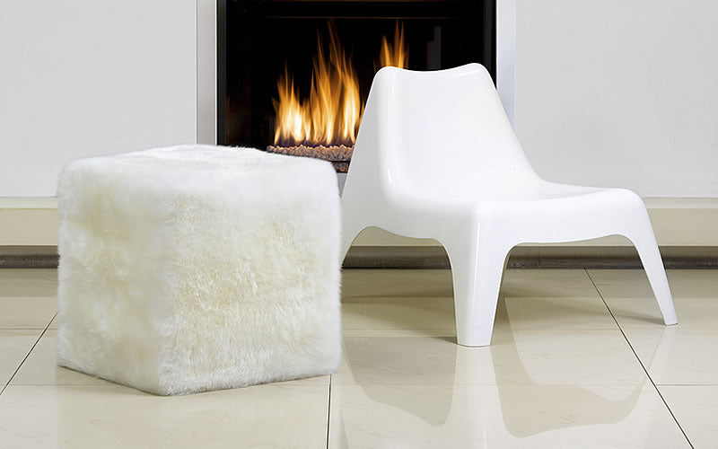 New Sheepskin Cubes