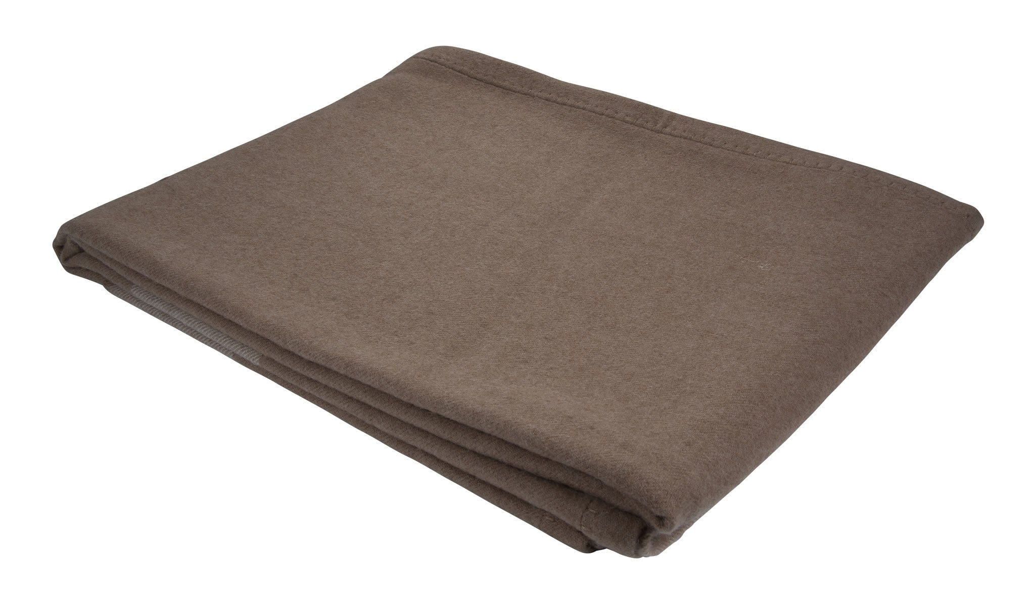 Orion Camel Hair Throw