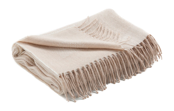 Lily Alpaca Throw - Chloe