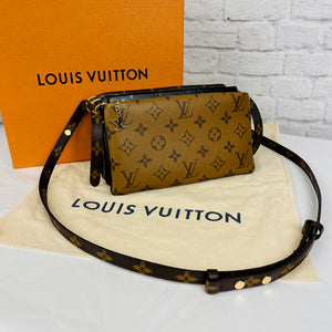 Christian Dior Cannage Clutch, Black