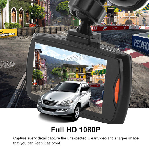 Car DVR Camera Full HD 1080P - Ahhroma
