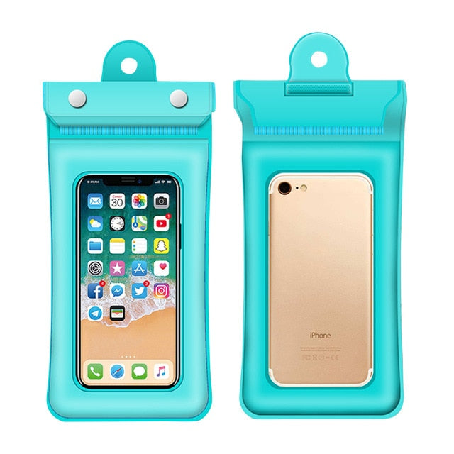 Universal Waterproof Phone Pouch - Ahhroma