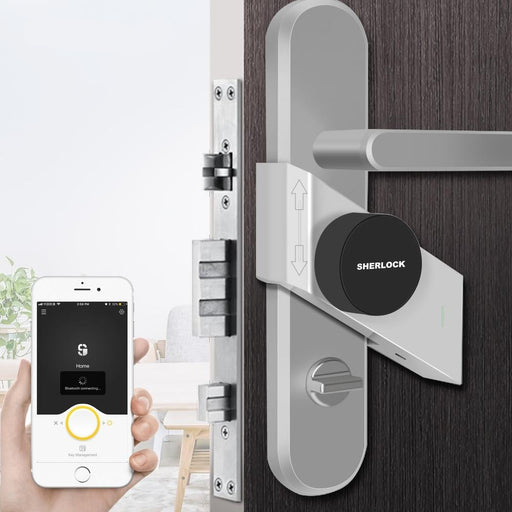 Fingerprint Smart Door Lock - Ahhroma