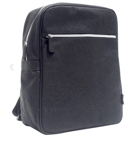 Rounded Backpack - Black