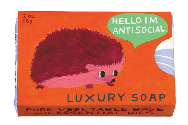 I Am Antisocial - Lux Soap