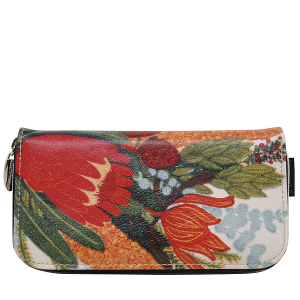 Floral Zip Wallets - Kate Hudson
