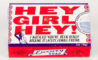 Hey Girl Hey - Lux Soap