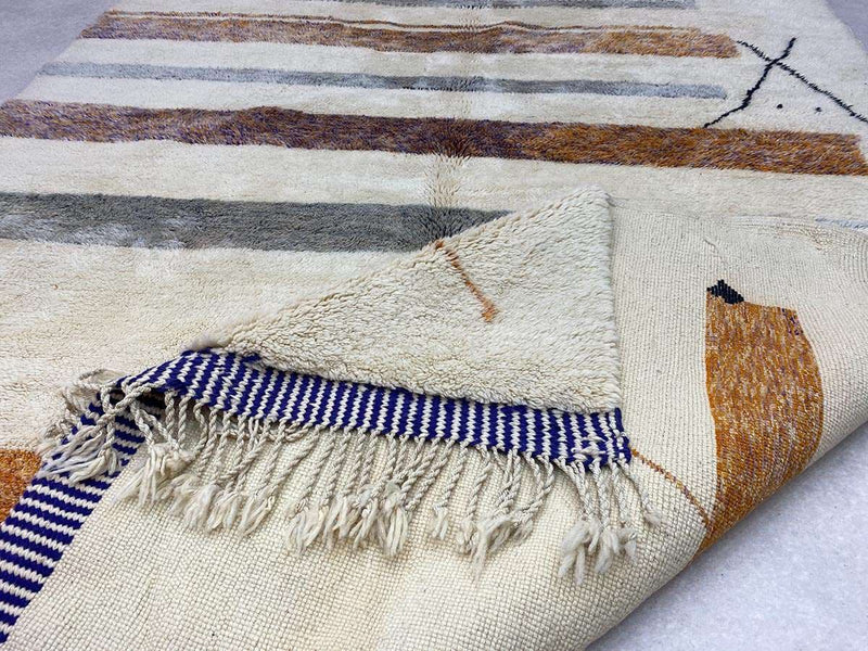 Luxury Beni Mrirt Rug - Sublime