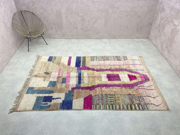 Boujad Rug - Altegra - 5.25 x 9.25 ft / 1.61 x 2.82 m