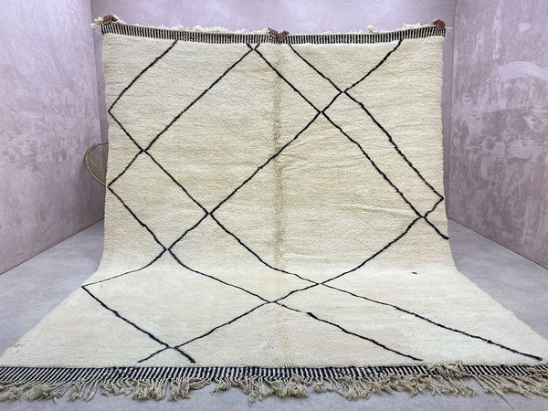Luxury Beni Mrirt Rug - Five