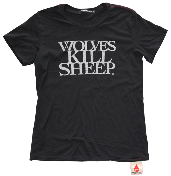 Wolves Kill Sheep Logo Products