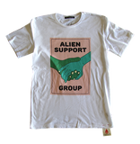 WKS Tyler Spangler Alien Support Group Tee