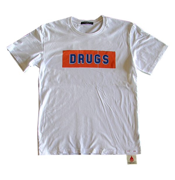 Wolves Kill Sheep Drugs Tee