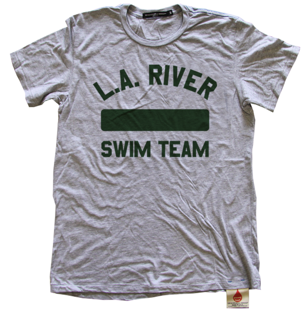 Elvis Segarich : LA River Swim Team - Wolves Kill Sheep®  - 2