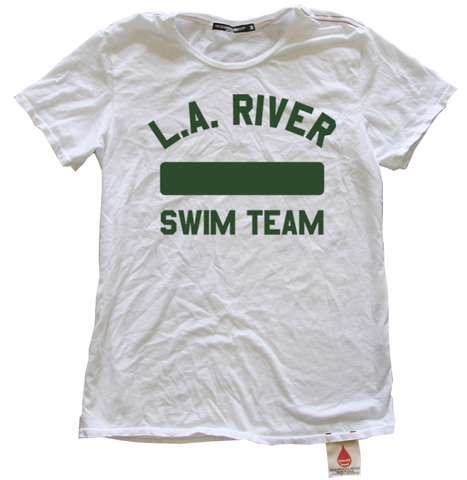 Elvis Segarich : LA River Swim Team - Wolves Kill Sheep®  - 1