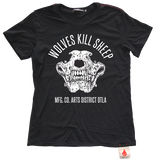 Elvis Segarich : Wolf Skull - Wolves Kill Sheep®  - 1