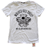 Elvis Segarich : Wolf Skull - Wolves Kill Sheep®  - 2