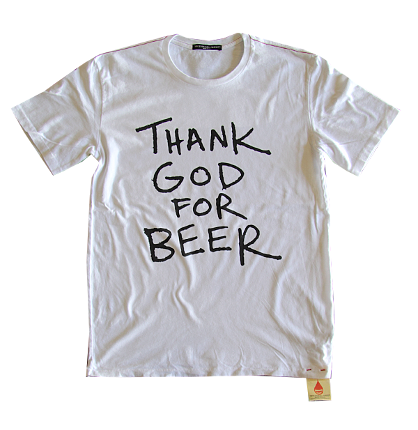Thank God for Beer Tee