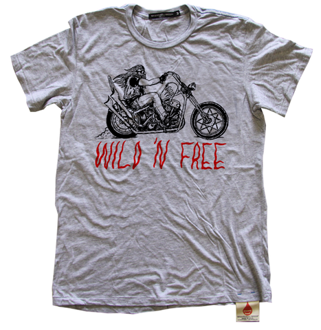 Terminal Radness : Wild 'N Free - Wolves Kill Sheep®  - 1