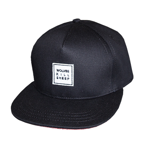 Wolves Kill Sheep : WKS Box Logo Cap - Wolves Kill Sheep®  - 1