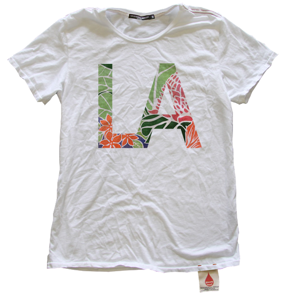 LA Floral Tee - Wolves Kill Sheep®  - 2