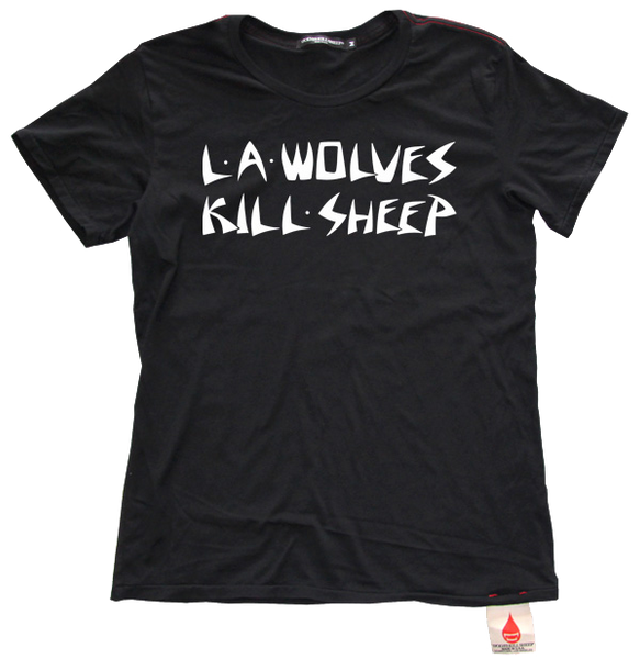 LA Wolves Tee - Wolves Kill Sheep®  - 2