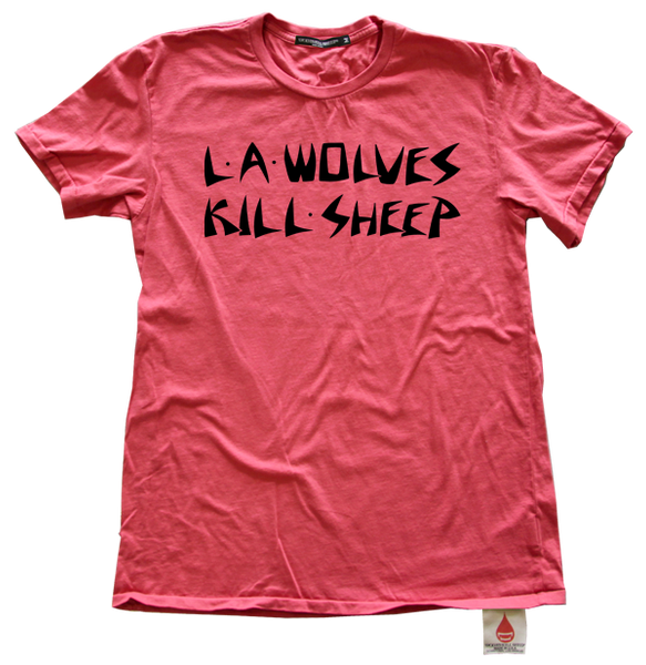 LA Wolves Tee - Wolves Kill Sheep®  - 1