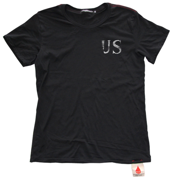 US Stamp Tee - Wolves Kill Sheep®  - 1