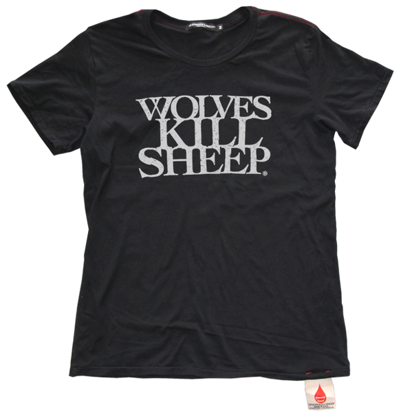Wolves Kill Sheep : Stacked Logo Solid - Wolves Kill Sheep®  - 1