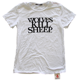 Wolves Kill Sheep : Stacked Logo Solid - Wolves Kill Sheep®  - 2