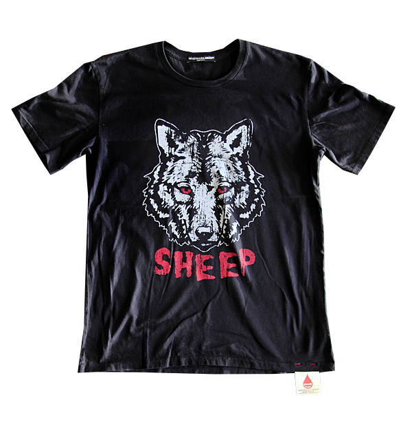 Wolves Kill Sheep Mascot Tee