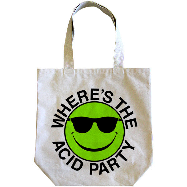 WKS Tote Bags Assorted Graphics
