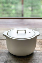 Load image into Gallery viewer, kakomi rice cooker, ceramic rice cooker, kinto, #kakomiricecooker bowlandpitcher.com