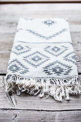 Tribal Turkish Towel