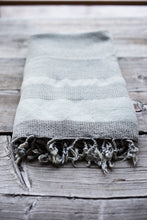 Load image into Gallery viewer, Super Soft Waffle weave Turkish Towel-Great for beach, travel, bath or wrap #Turkishtowel #towels