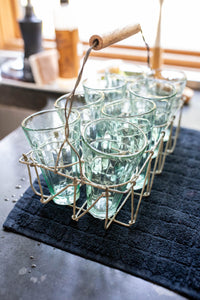 Glass Caddy #chaitea #india #chaiteacaddy