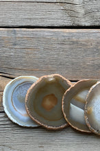 Load image into Gallery viewer, Agate Coasters | www.bowlandpitcher.com #coaster #agatecoasters