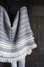 Load image into Gallery viewer, This Alpaca blanket is woven by a fair trade, family-owned weaving company in Peru. #Blanket #Alpaca