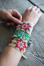 Load image into Gallery viewer, Huichol Beaded Bracelet