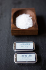 SaltBox Gift Set with Jacobsen Salt Co.