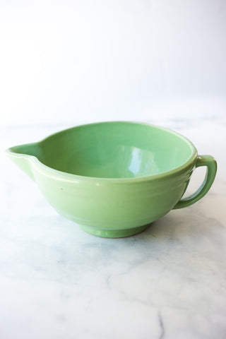 Vintage Batter Bowl with Spout