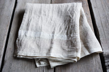Load image into Gallery viewer, Laundered Linen Tea Towel