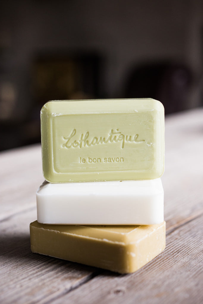 triple-milled bar soap, all natural ingredients, enriched with shea butter #frenchsoap #soap