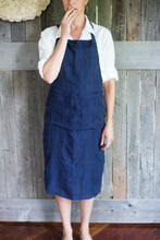 Load image into Gallery viewer, Linen Aprons | www.BowlandPitcher.com