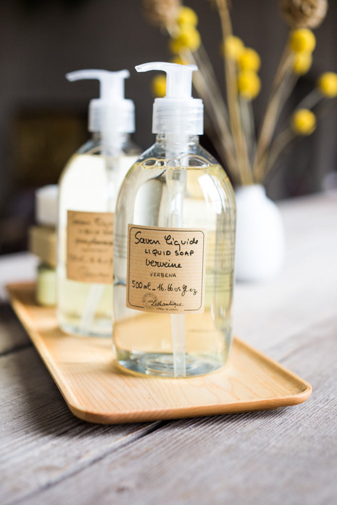 Marseille-style liquid French hand soaps #frenchsoap #handsoap