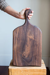 Black Walnut Serving Board | www.BowlandPitcher.com