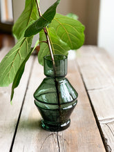 Load image into Gallery viewer, Tinted Glass Vase | www.bowlandpitcher.com
