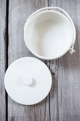 www.BowlandPitcher.com || Covered Serving Bowl