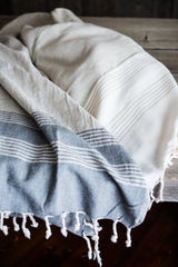 Turkish Towel | www.bowlandpitcher.com