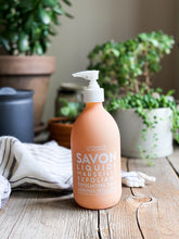 Load image into Gallery viewer, Exfoliating liquid Marseille Soap | French Soap | www.bowlandpitcher.com